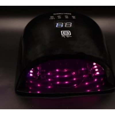 by djess draadloze uv/led lamp 86w