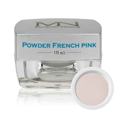 acryl powder french pink