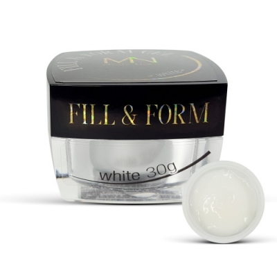 fill & form acrylgel white 30gr
