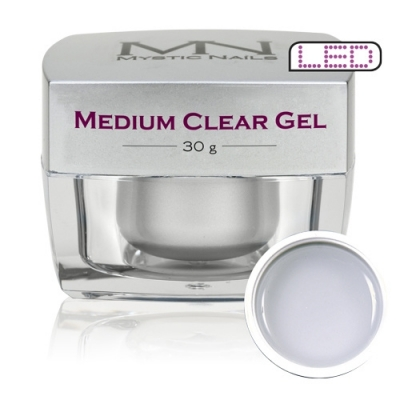 medium clear gel 30gr