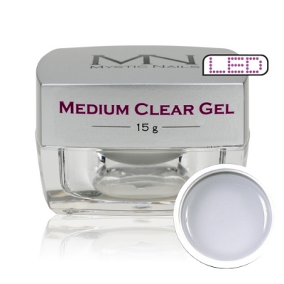medium clear gel 15gr