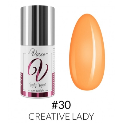 Vasco Gel Polish 030 Creative Lady