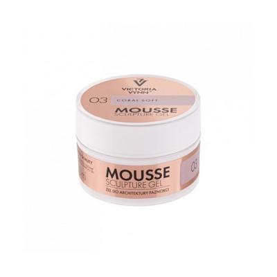 Mousse Gel 03 Coral Soft