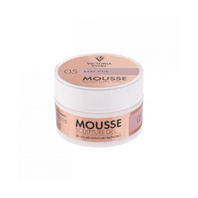 Mousse Gel 05 Baby Pink
